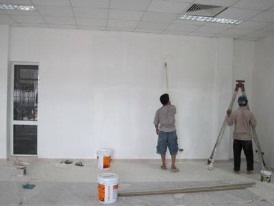 Chống thấm tường trong nhà