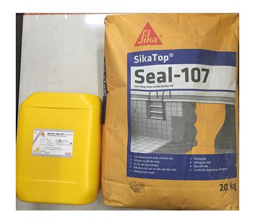 Định mức sikatop seal 107