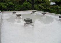 chống thấm sân thượng bằng sika 3