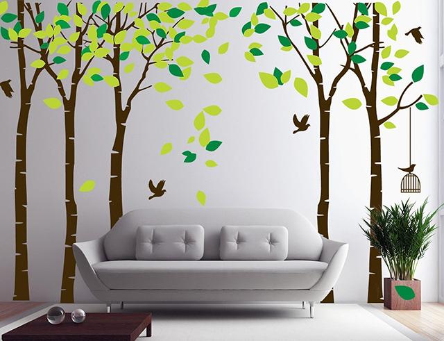 giấy dán tường chống ẩm 3