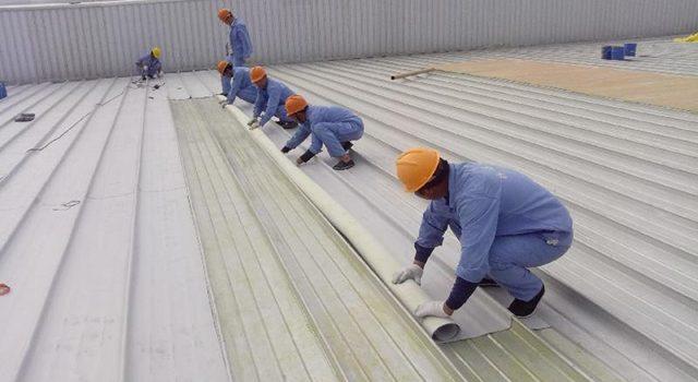 cách chống thấm mái nhà 6