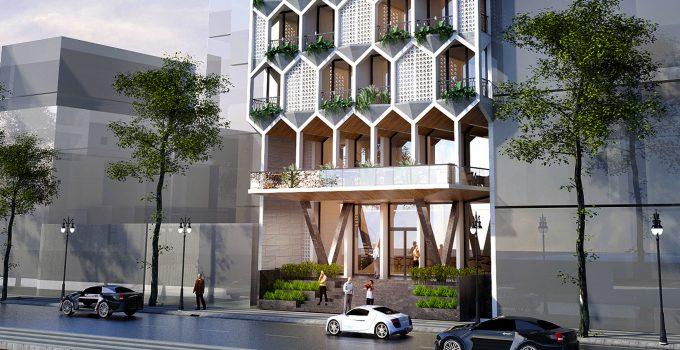 công ty thiết kiến trúc